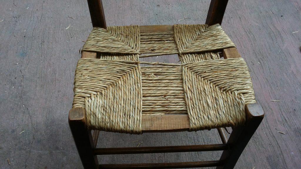 I materiali - DiMA Impagliatura sedie roma